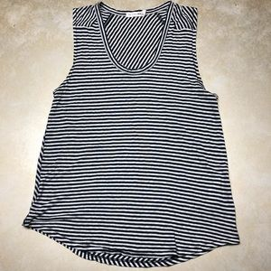 Rag & Bone/JEAN striped tank